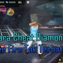 cara cheat diamond free fire tak terbatas terbaru 2020