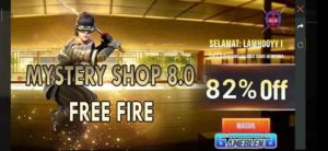 Event mystery shop 8.0 Free Fire