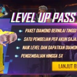 Level Up Pass Fre Fire